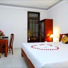 Отель Camellia Homestay 3* Стандартный номер с различными типами кроватей фото 2