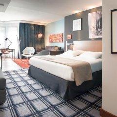 Radisson Blu Royal Hotel Brussels комната для гостей
