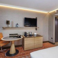 Отель Hilton London Tower Bridge 4* Номер Делюкс с различными типами кроватей фото 6