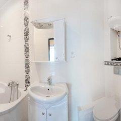 Апартаменты на Барбюса ванная