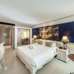 Отель Novotel Phuket Resort 4* Улучшенный номер с двуспальной кроватью фото 4