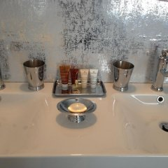 Отель All In One ванная фото 2