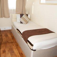 Kipps Brighton Hostel Номер с общей ванной комнатой с различными типами кроватей (общая ванная комната) фото 7