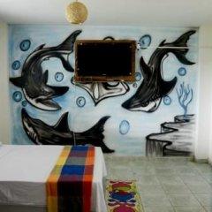 Отель Mangueville Люкс повышенной комфортности с различными типами кроватей фото 3