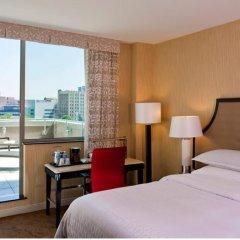 Sheraton Brooklyn New York Hotel 4* Стандартный номер с различными типами кроватей фото 3