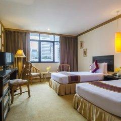 Tarntawan Place Hotel Surawong Bangkok 4* Номер Делюкс фото 4