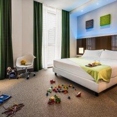 Hotel degli Arcimboldi 4* Стандартный номер с различными типами кроватей фото 14
