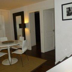 Отель St Jacques Notre Dame Париж интерьер отеля