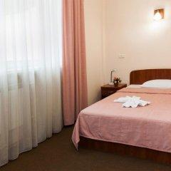 Гостиница У фонтана 3* Улучшенный номер двуспальная кровать фото 11