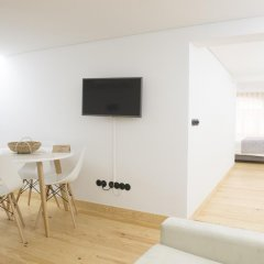 Отель Páteo Saudade Lofts 3* Апартаменты с различными типами кроватей фото 5