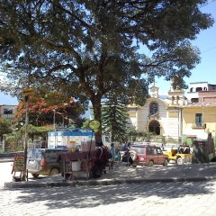 Hotel Cabanas Paradise парковка