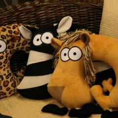 Сафари Хостел Кровать в общем номере с двухъярусными кроватями фото 41