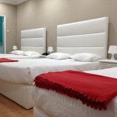 Hotel Royal 2* Стандартный семейный номер разные типы кроватей фото 3