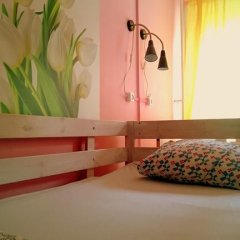 WDj Hostel Кровать в общем номере с двухъярусной кроватью фото 18