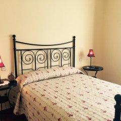 Отель Puerta del Agua Саэлисес комната для гостей
