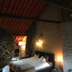 Отель B&B Villa Thibault комната для гостей фото 5