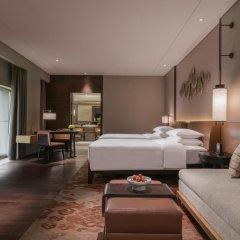 Отель Hyatt Regency Xi'an 5* Стандартный номер с различными типами кроватей