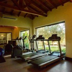 Отель Kairaba Alacati Beach Resort Чешме фитнесс-зал