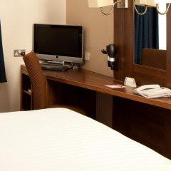 Mercure Glasgow City Hotel 3* Стандартный номер с различными типами кроватей фото 3