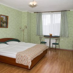 Комфорт Отель 3* Номер Комфорт с различными типами кроватей фото 5