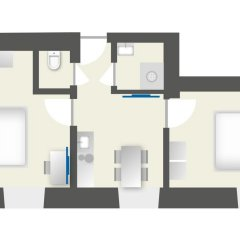Отель Amedeo Zotti Residence Salzburg 4* Апартаменты фото 37