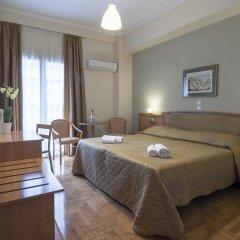 Ares Athens Hotel 2* Стандартный номер с различными типами кроватей фото 5