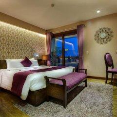 Oriental Suite Hotel & Spa 4* Люкс разные типы кроватей фото 5