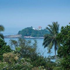 Отель Villa In Paradise Унаватуна приотельная территория