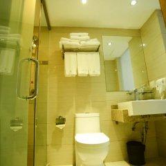 Отель Insail Hotels Railway Station Guangzhou 3* Номер Делюкс с различными типами кроватей фото 12