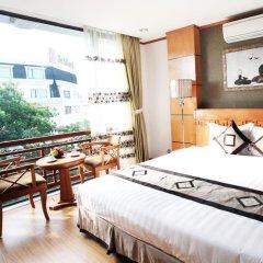 A25 Hotel Phan Chu Trinh 3* Улучшенный номер с различными типами кроватей фото 6