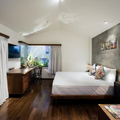 Отель The Myst Dong Khoi 5* Люкс с различными типами кроватей фото 13