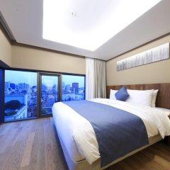 Hotel Foreheal 4* Номер категории Эконом с различными типами кроватей фото 3
