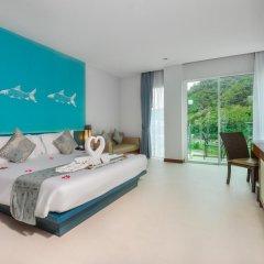 Отель Fishermen's Harbour Urban Resort 4* Номер Делюкс с двуспальной кроватью фото 11