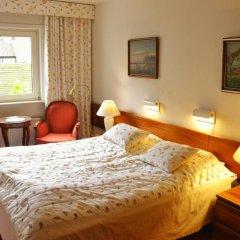 Hotel Postgaarden 3* Стандартный номер с двуспальной кроватью фото 7