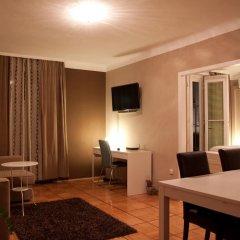 Отель Bella Vienna City Apartments Австрия, Вена - отзывы, цены и фото номеров - забронировать отель Bella Vienna City Apartments онлайн комната для гостей фото 3