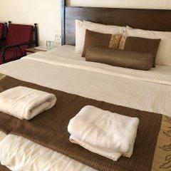 Отель Alegria - The Goan Village 2* Номер Делюкс с двуспальной кроватью фото 8