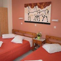 Отель Villa Stella Греция, Остров Санторини - отзывы, цены и фото номеров - забронировать отель Villa Stella онлайн комната для гостей фото 3