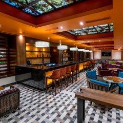 Отель Omni Cancun Hotel & Villas - Все включено Мексика, Канкун - 1 отзыв об отеле, цены и фото номеров - забронировать отель Omni Cancun Hotel & Villas - Все включено онлайн гостиничный бар фото 4