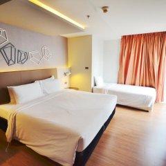 Отель The Heritage Hotels Bangkok 4* Стандартный номер с различными типами кроватей фото 4