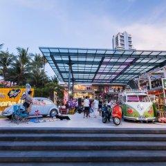 Patong Beach Hotel городской автобус