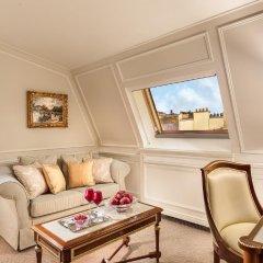 Отель Hôtel Splendide Royal Paris 5* Люкс с различными типами кроватей фото 6