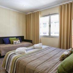 Hotel do Norte 2* Студия с различными типами кроватей фото 6