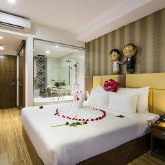 Sen Viet Premium Hotel Nha Trang 4* Номер Делюкс с двуспальной кроватью фото 3