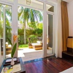 Отель Hoi An Beach Resort 4* Номер Делюкс с различными типами кроватей фото 15