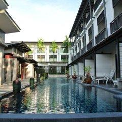 Отель Phuketa Таиланд, Пхукет - отзывы, цены и фото номеров - забронировать отель Phuketa онлайн бассейн