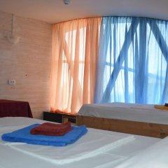 Хостел Оазис Центр Кровать в женском общем номере с двухъярусной кроватью фото 4