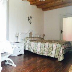 Отель B&B PompeiLog 3* Стандартный номер с двуспальной кроватью фото 16