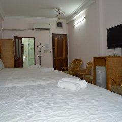 Saigon 237 Hotel 2* Стандартный семейный номер с двуспальной кроватью фото 4