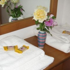 Апартаменты Irilena Apartments ванная