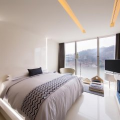 Отель W Seoul Walkerhill 5* Номер Делюкс с различными типами кроватей